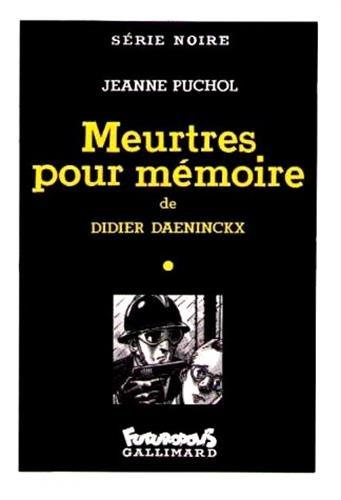 Meurtres pour mà moire: Jeanne Puchol