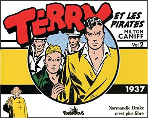 9782737652240: Terry et les pirates, tome 2 : 1937