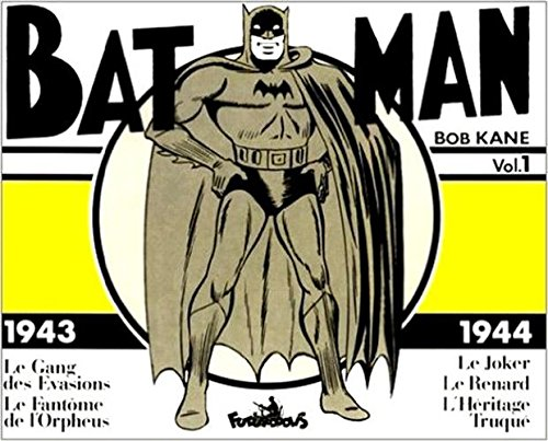 9782737652561: Batman: (1943-1944) (Copyright)