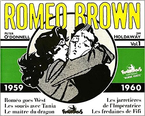 9782737652905: Roméo Brown, tome 1 : 1959-1960