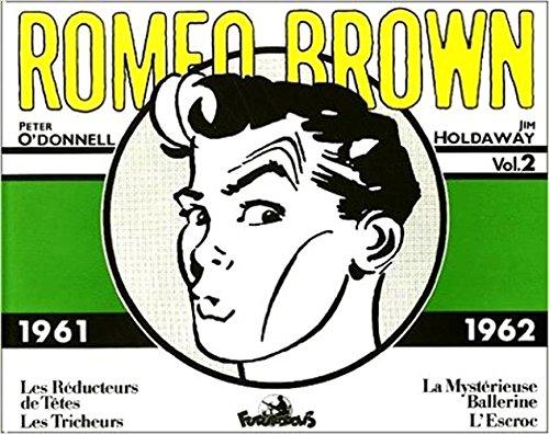 9782737652929: Roméo Brown - 2 : 1961-1962