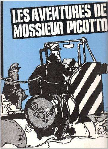 9782737653261: Les Aventures de m�ssieur Picotto