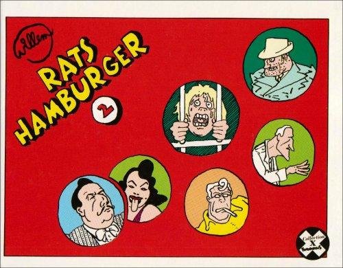 9782737654565: Rats hamburger 2, numéro 11