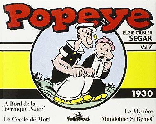 9782737654978: Popeye 1930 volume 7 (1930) (French Edition)
