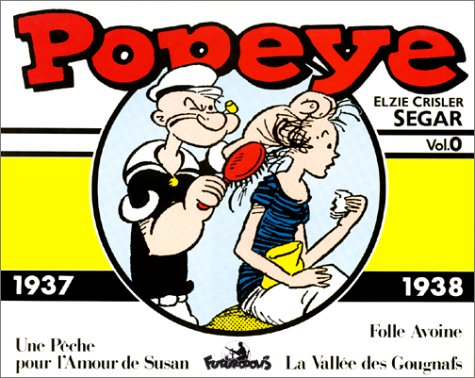 9782737656958: Popeye, 0:Popeye: (1937-1938)
