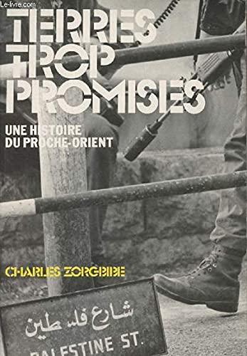9782737702136: Terres trop promises