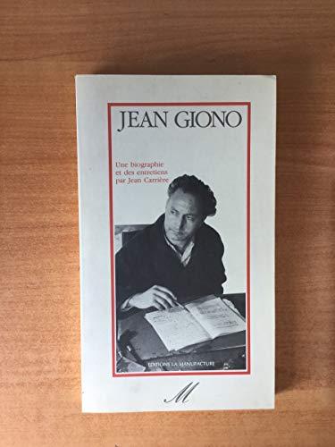 9782737702822: Jean Giono (French Edition)