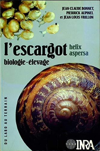 9782738002471: Escargot Helix aspersa