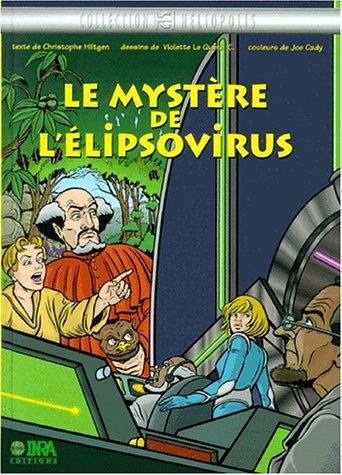Le mystère de l'élipsovirus (Okise) - Hiltgen, Christophe, Violette Le Quéré Joe Cady u. a.
