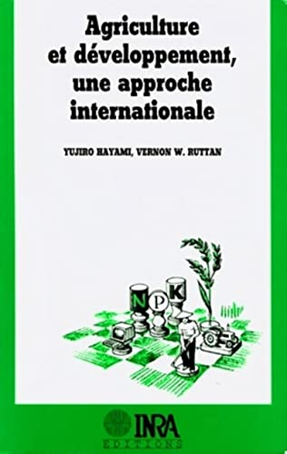 Agriculture et developpement. (French Edition): Y. Hayami