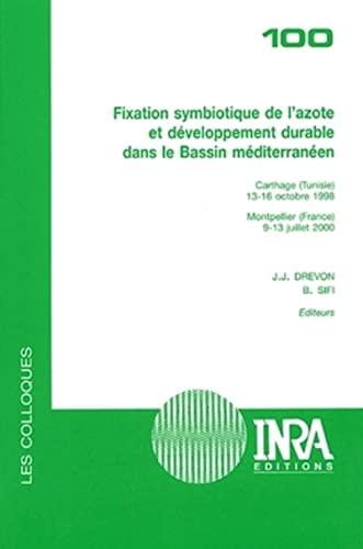 fixation symbiotique de l'azote et develloppement durable dans le bassin mediterranéen:...