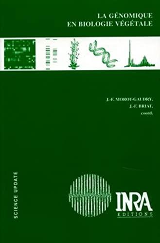9782738011671: la genomique en biologie vegetale