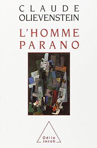 9782738101570: L'homme parano
