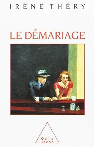 9782738102096: Le d�mariage : Justice et vie priv�e