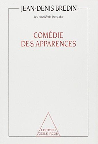 9782738102645: Comédie des apparences (French Edition)