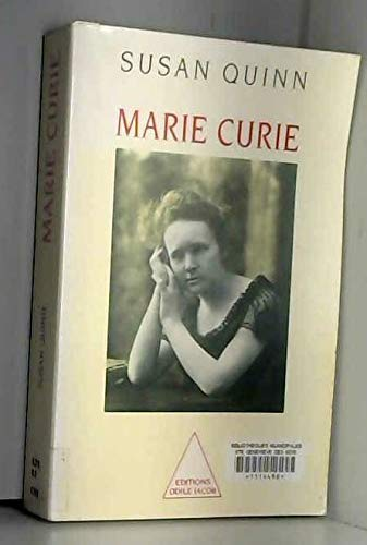 9782738103888: Marie Curie
