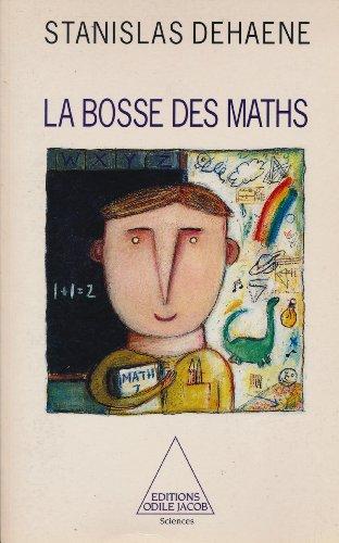 9782738104427: La bosse des maths