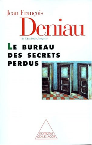 9782738104946: Le bureau des secrets perdus (French Edition)