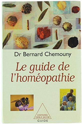 9782738105097: Le guide de l'homéopathie