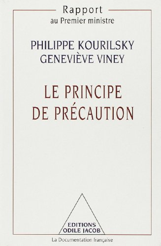 9782738107688: Le principe de pr�caution