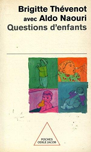 9782738109385: Questions d'enfants