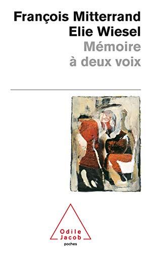 9782738109620: Mémoire à deux voix