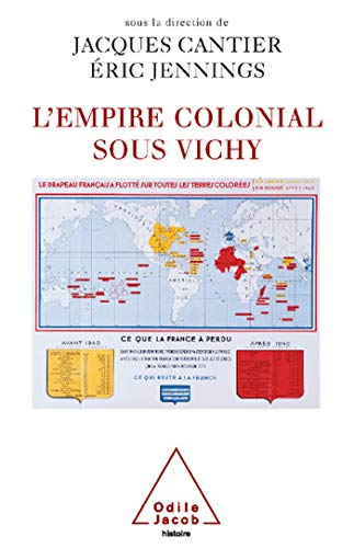 9782738115447: L'Empire colonial sous Vichy (French Edition)
