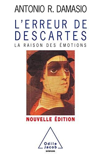 9782738117137: L'erreur de Descartes : La raison des émotions