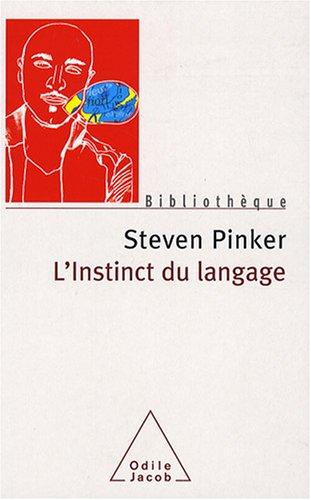 9782738120045: L'instinct du langage