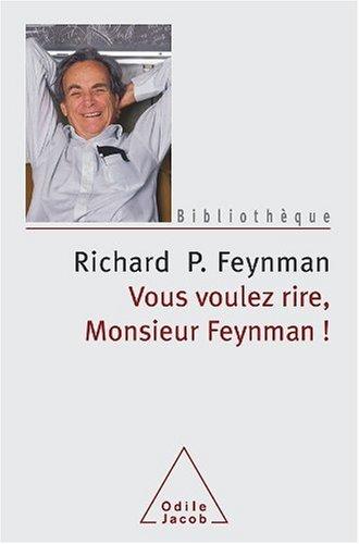 9782738120229: Vous voulez rire, Monsieur Feynman ! (Bibliothèque)