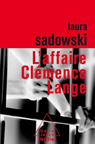9782738121417: L'affaire Clémence Lange