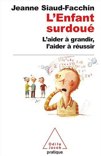 9782738121455: L'Enfant Surdoue (French Edition)