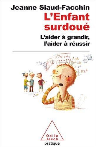 9782738121455: L'Enfant Surdoue (French Edition)