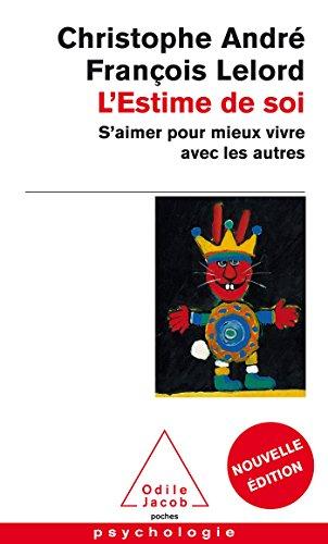 9782738122049: L'Estime De Soi (French Edition)