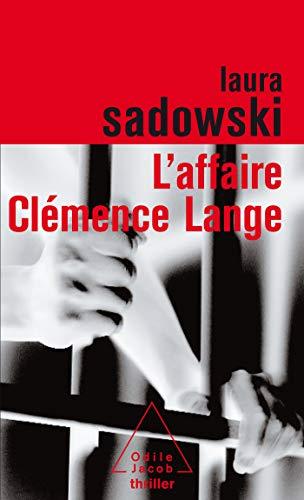 9782738122940: L'affaire Cl�mence Lange