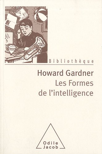 9782738124128: Les Formes de l'intelligence