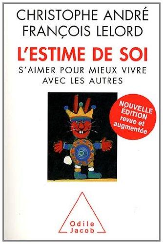 9782738124623: L'estime de soi (French Edition)
