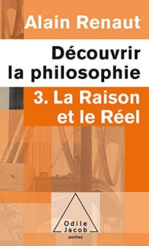 La Raison ET Le Reel (French Edition) (2738125476) by Renaut, Alain