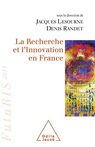 RECHERCHE ET L'INNOVATION EN FRANCE: LESOURNE JACQUES