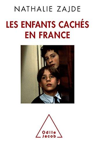 9782738127587: Les Enfants cach�s en France (OJ.PSYCHOLOGIE)