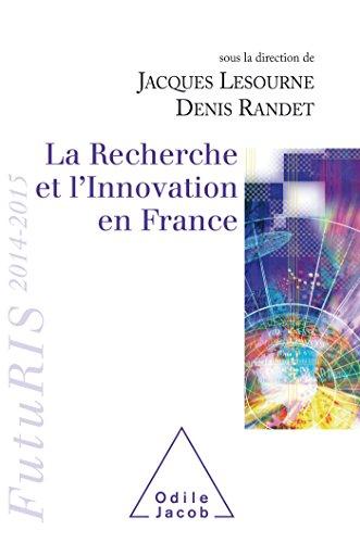 9782738132376: La Recherche et l'innovation en France -: Futuris 2014-2015