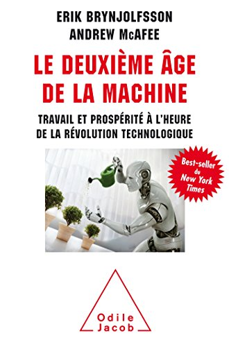 9782738133069: le deuxième âge de la machine