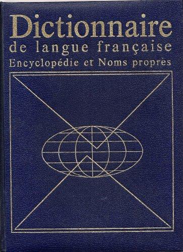 9782738200051: Dictionnaire : langue, encyclopédie, noms propres