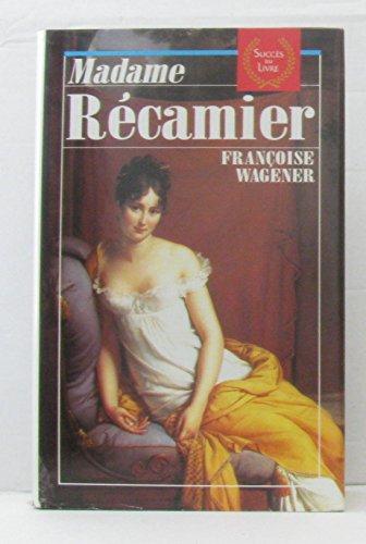 9782738200167: Madame recamier : 1777-1849