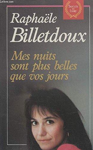Mes nuits sont plus belles que vos: Billetdoux-R