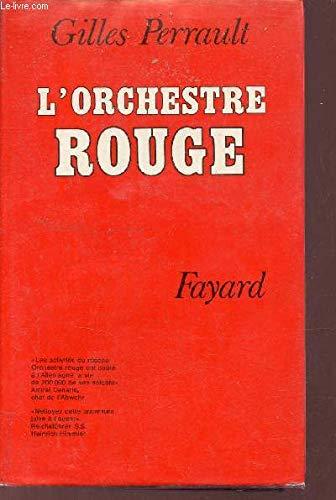 L'orchestre rouge [Mar 15, 1990] Perrault-G: Perrault-G