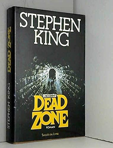 9782738201591: Dead zone : l'accident