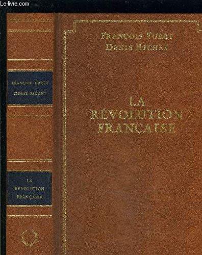 9782738201751: La révolution française