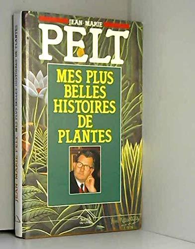 9782738203885: Mes plus belles histoires de plantes
