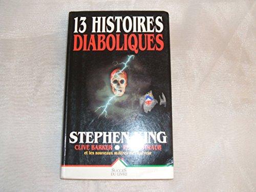 9782738208415: 13 histoires diaboliques